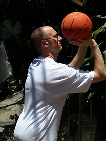 Youth Basketball Shooting Technique - Side View